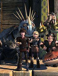 DreamWorks Dragons Season 6