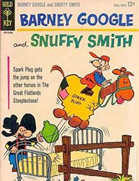 Snuffy Smith and Barney Google