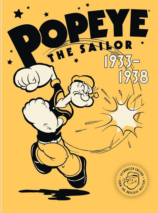 Popeye the Sailor 1