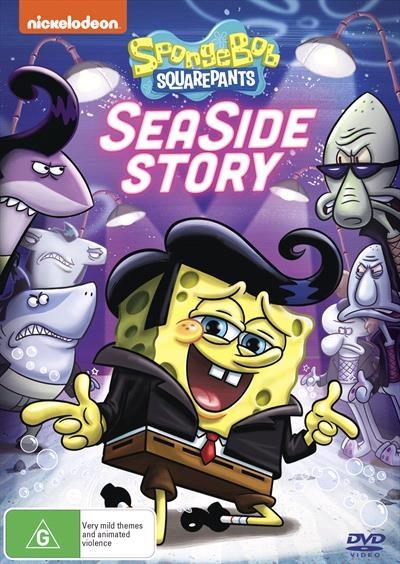 SpongeBob Sea Side Story (2017)