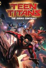 Teen Titans: The Judas Contract