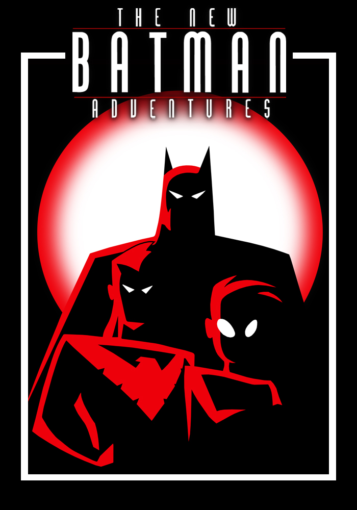 The New Batman Adventures Season 2