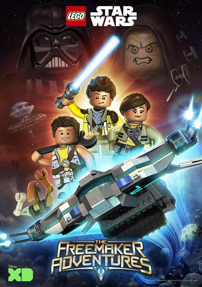 Lego Star Wars: The Freemaker Adventures - Season 2
