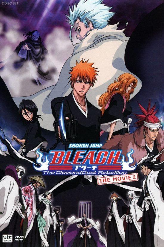 Bleach the Movie 2: The Diamond Dust Rebellion (2007)