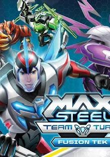 Max Steel Turbo Team: Fusion Tek