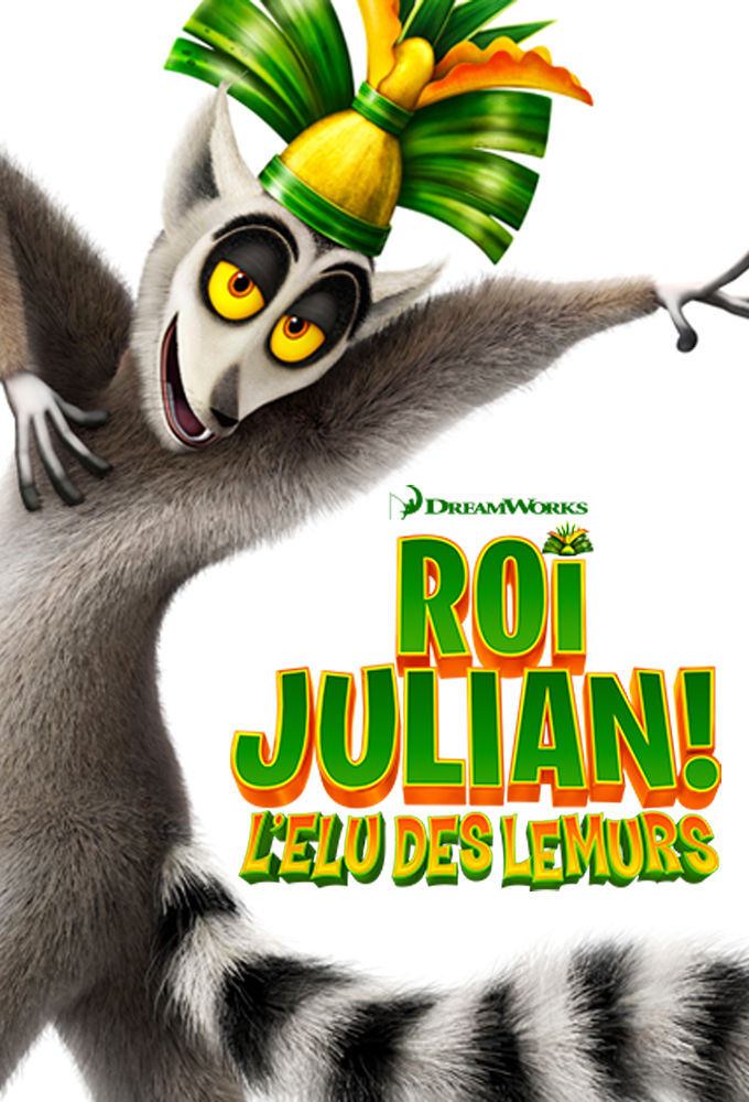 All Hail King Julien Season 5