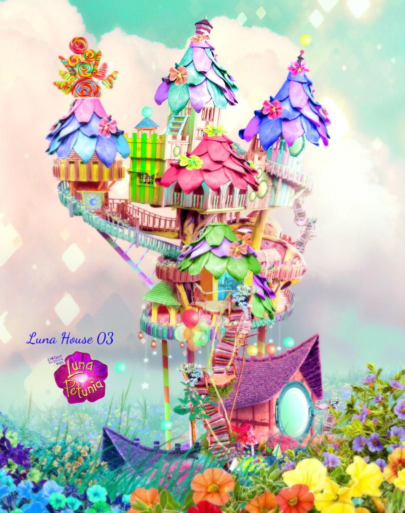 Cirque du Soleil: Luna Petunia Season 1