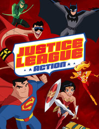 Justice League Action (2017)