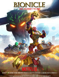 LEGO Bionicle: The Journey to One Season 2