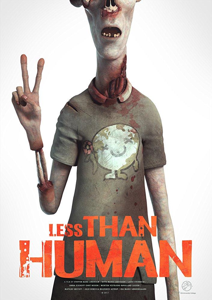 Less Than Human (2017)