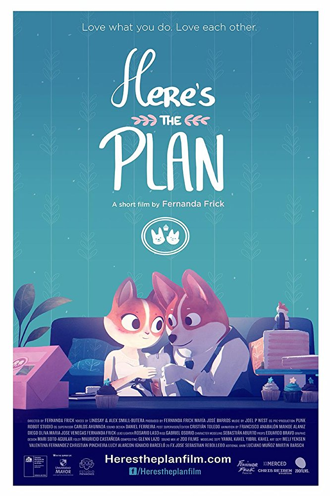 Here's the Plan (2016)