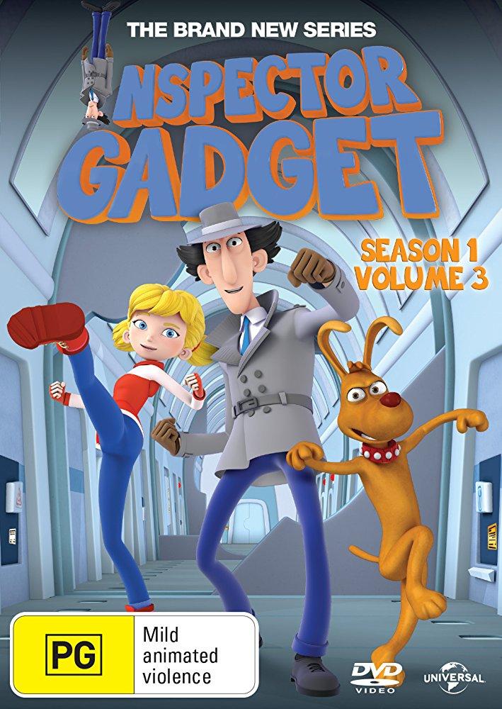 Inspector Gadget (2015) Season 3