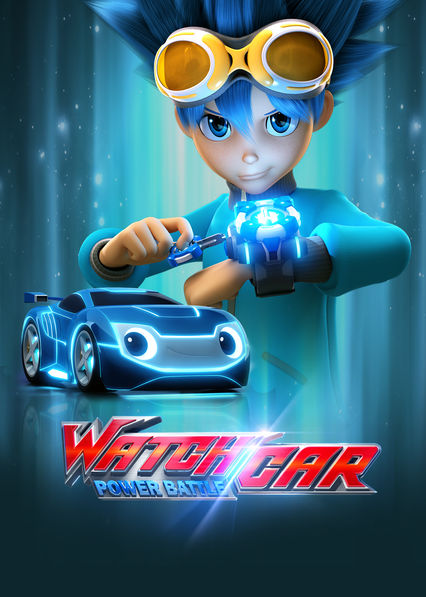 Power Battle Watch Car - Season 1