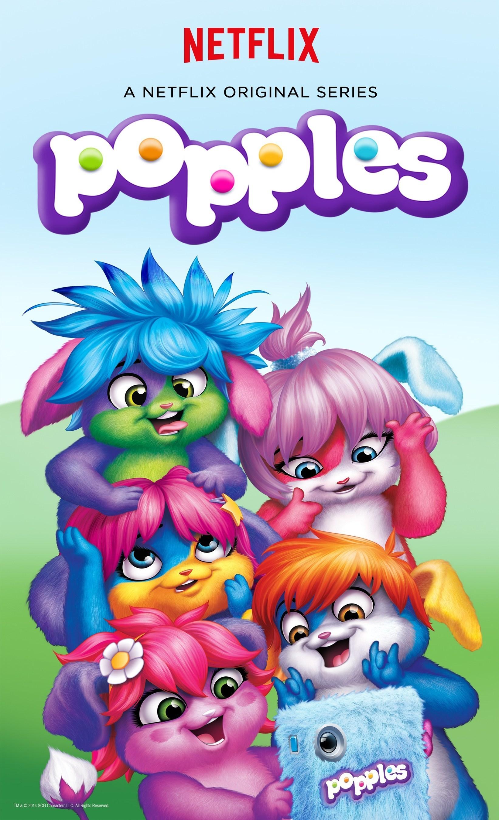 Popples Season 3
