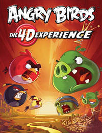 Angry Birds 4D Experience