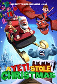 A Yeti Stole Christmas