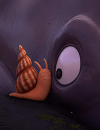 The Snail and the Whale (2019)