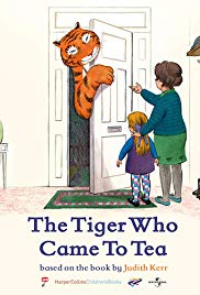 The Tiger Who Came to Tea (2019)
