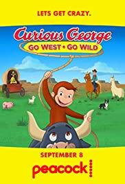Curious George: Go West, Go Wild (2020)