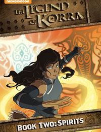 The Legend of Korra Season 2