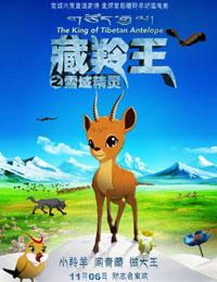 The King of Tibetan Antelope