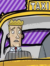 Crazy Cabbies