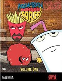 Aqua Teen Hunger Force Season 01