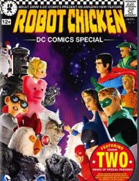 Robot Chicken: DC Comics Special