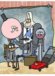 Regular Show Season 1