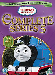Thomas the Tank Engine & Friends Season 05
