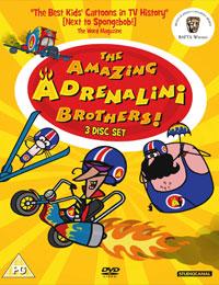 The Amazing Adrenalini Brothers
