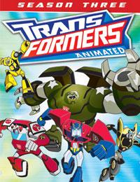 Transformers: Animated Season 03