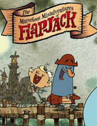 The Marvelous Misadventures of Flapjack Season 01