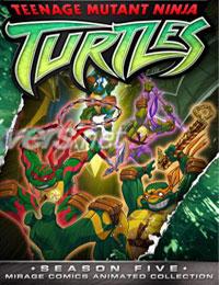 Teenage Mutant Ninja Turtles (2003) Season 05