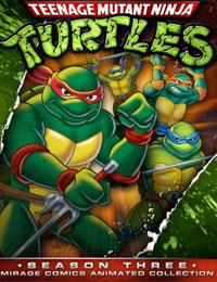 Teenage Mutant Ninja Turtles (2003) Season 03
