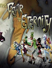 Monster High From Fear To Eternity