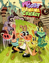 Pig Goat Banana Cricket Season 2