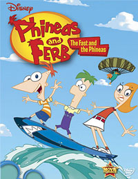 Phineas and Ferb Season 03