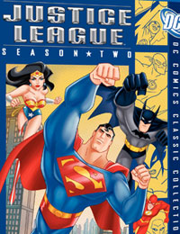Justice League Season 02