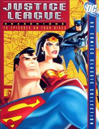 Justice League Season 01