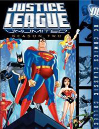 Justice League Unlimited Season 02
