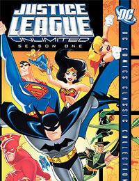 Justice League Unlimited Season 01