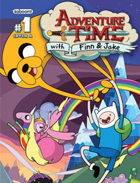 Adventure Time with Finn & Jake Season 1