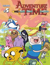 Adventure Time with Finn & Jake Season 5