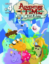Adventure Time with Finn & Jake Season 4