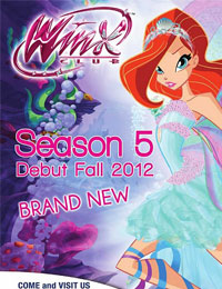 Winx Club Season 5