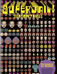 Superjail! Season 03