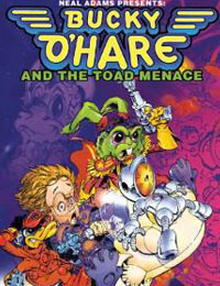 Bucky O'Hare and the Toad Wars!