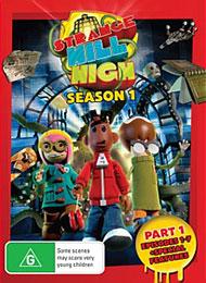 Strange Hill High Season 01