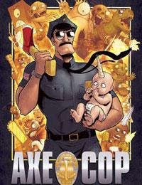 Axe Cop Season 01